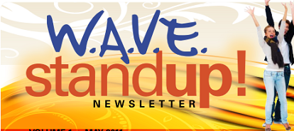 wave newsletter