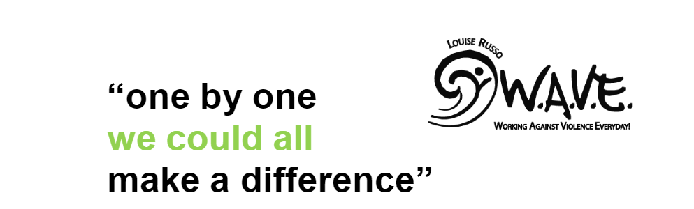 one by one we make a difference